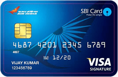 Air-India-SBI-Signature-Credit-Card