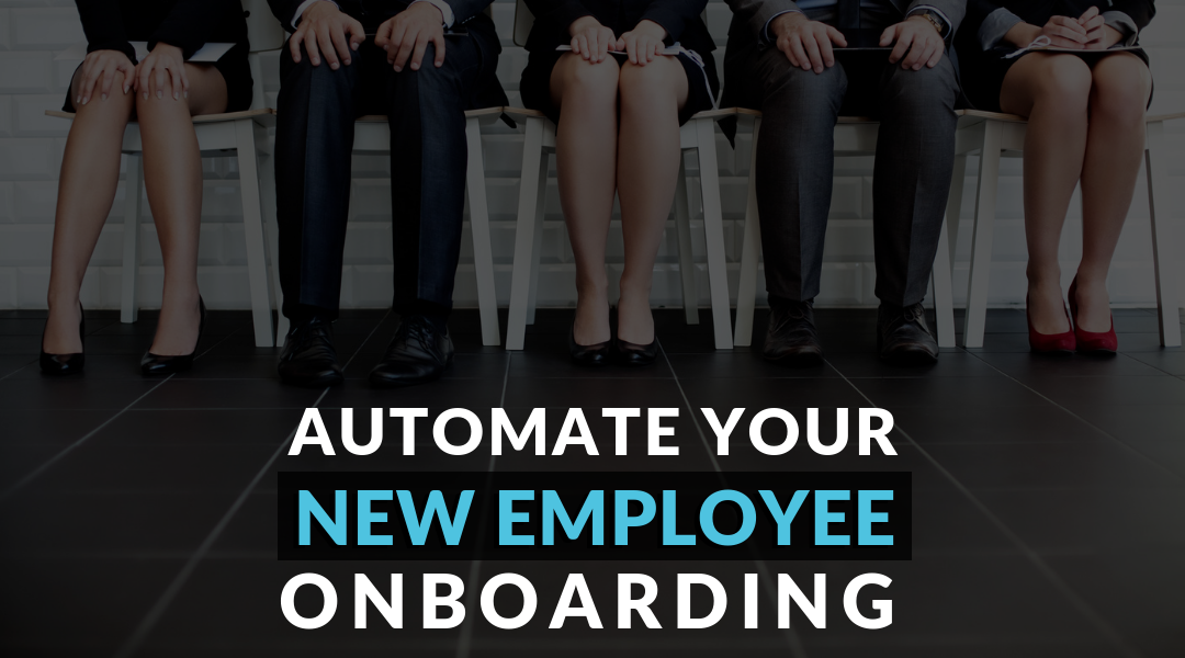 Automate Your New Employee Onboarding