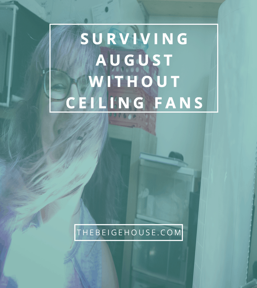 Beating the Summer Heat with Ceiling Fan Alternatives