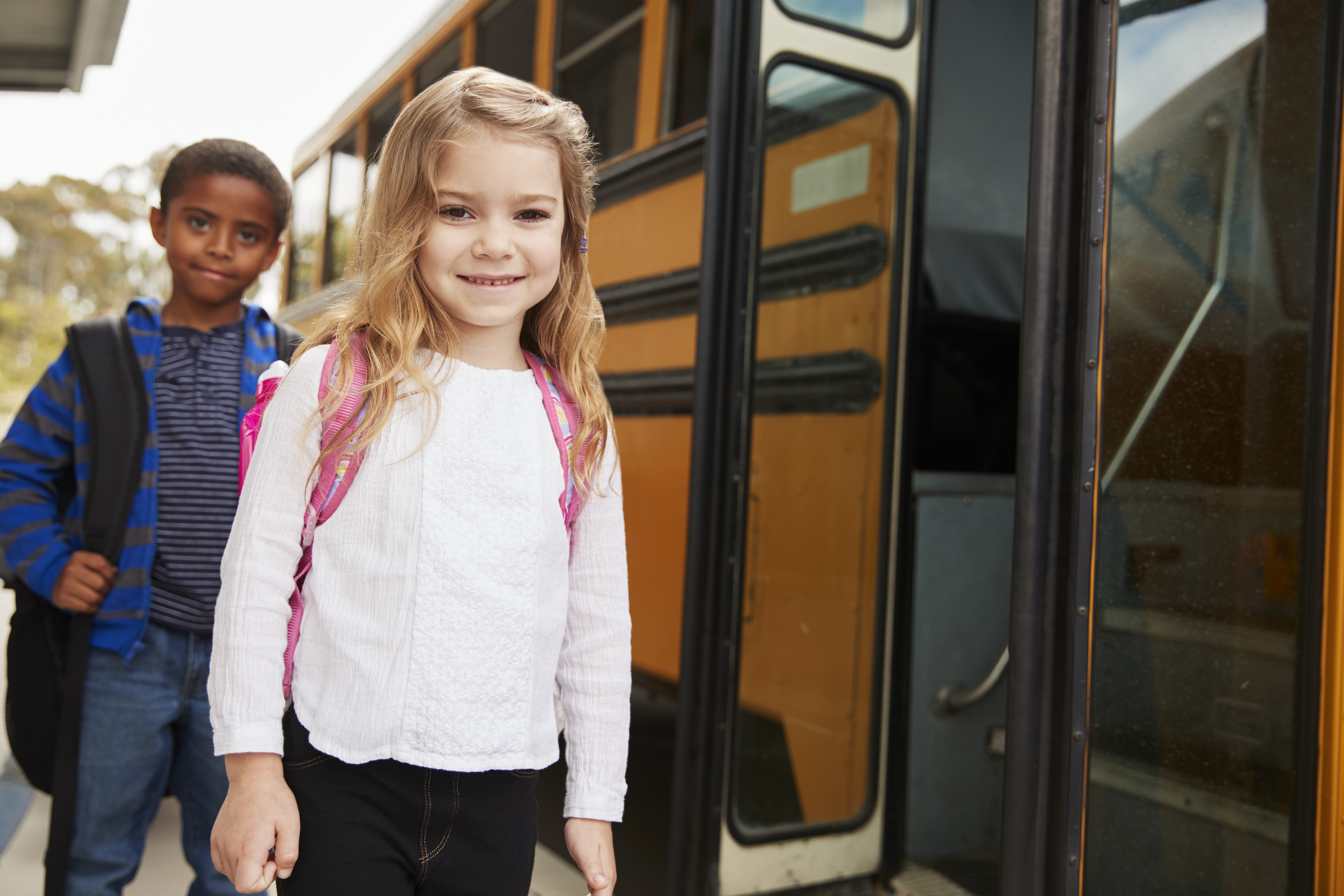 Get a Great Start at Their New School