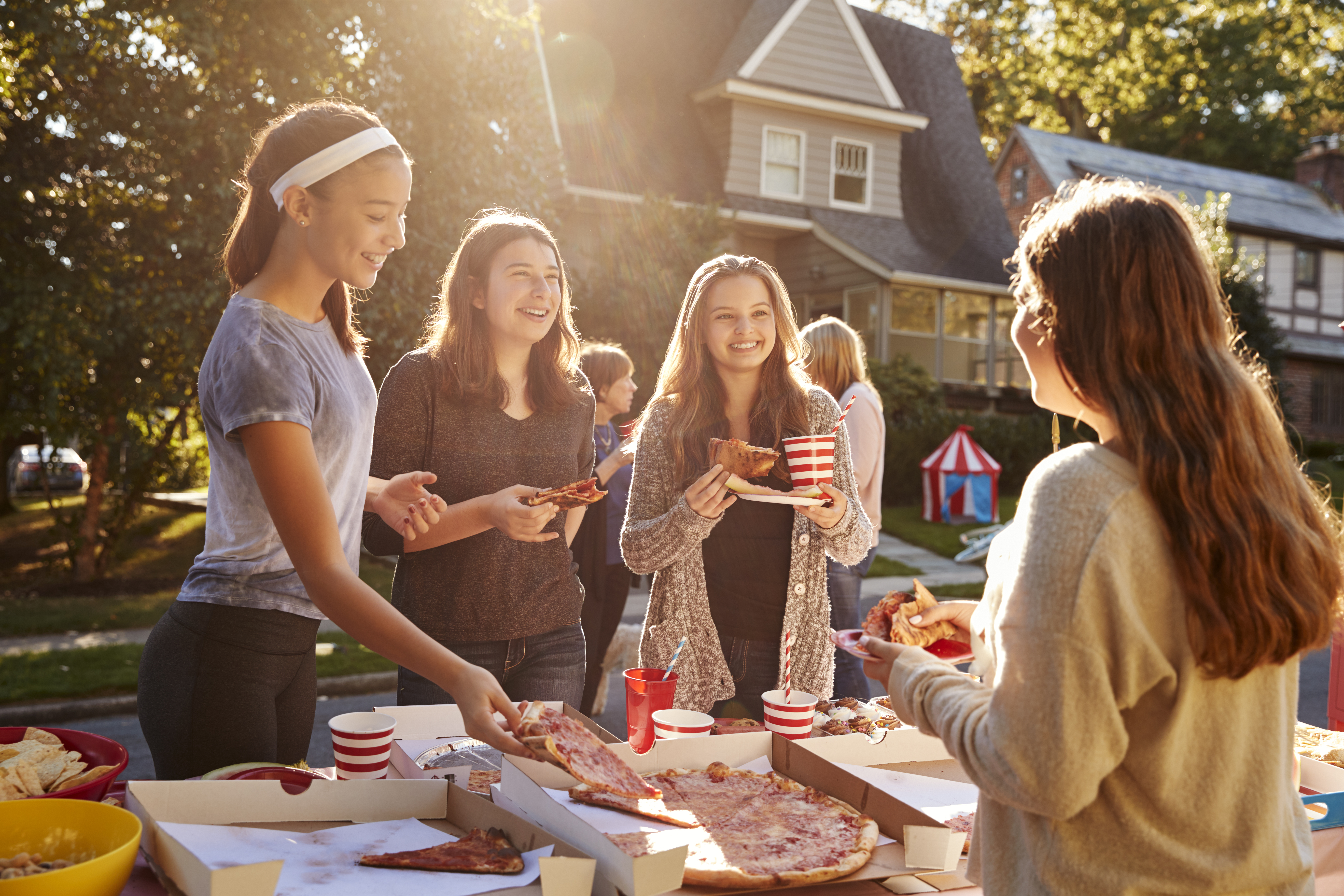Parent's Guide to Chaperoning Your Teen's Party