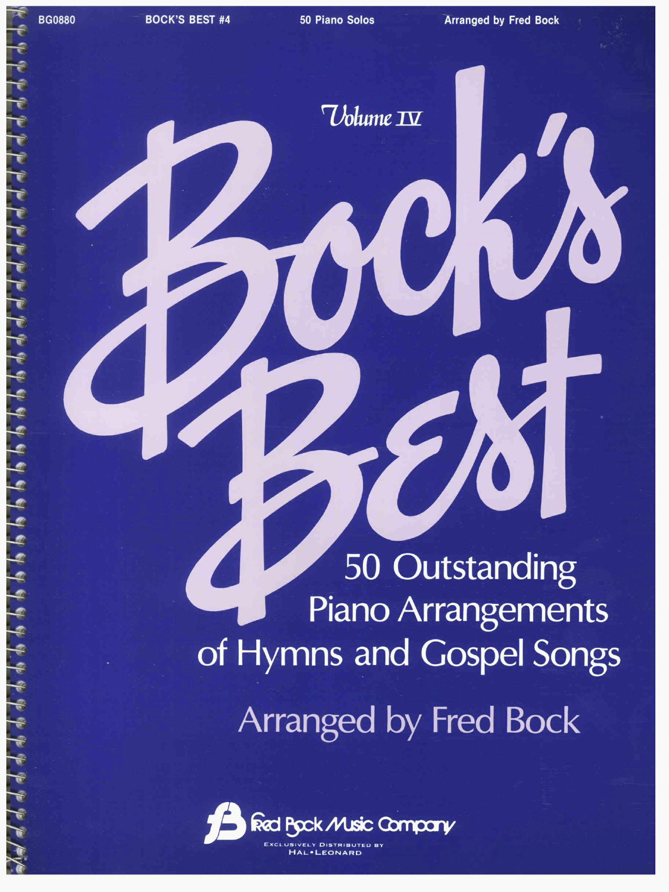 Bock's Best   Volume 4