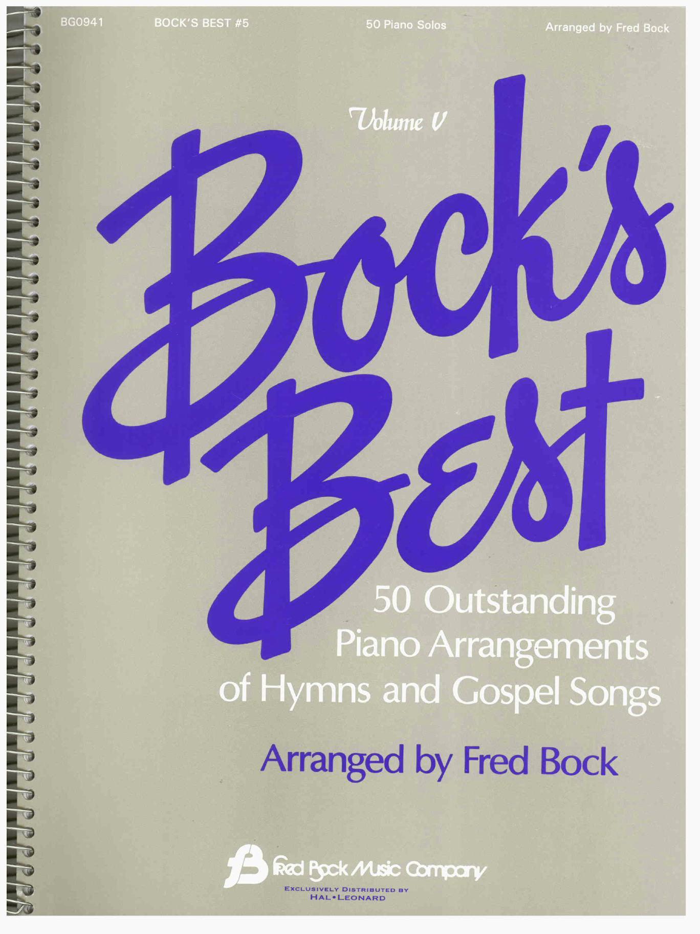 Bock's Best    Volume 5