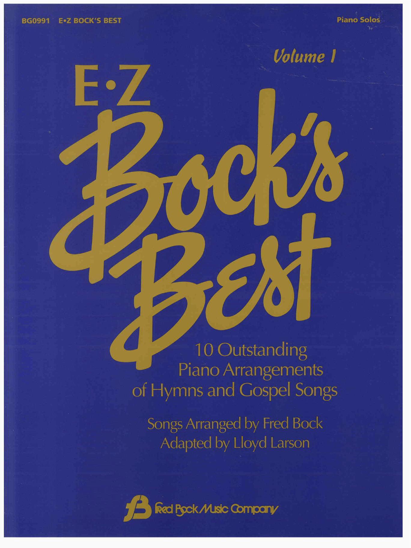 E Z Bock's Best    Volume 1