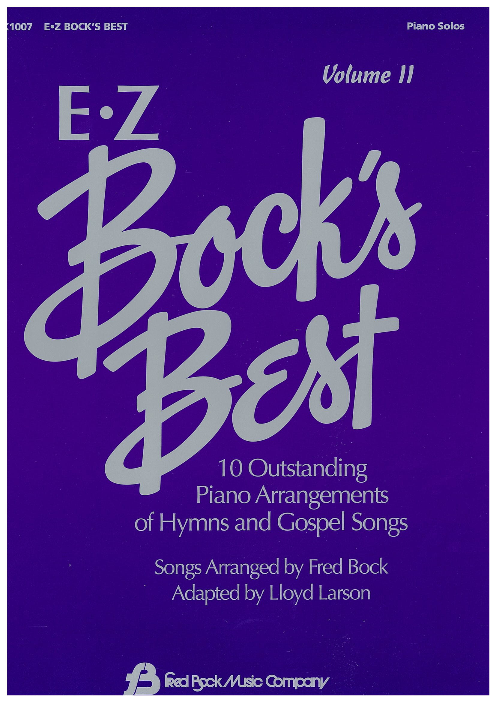 E Z Bock's Best Volume 2