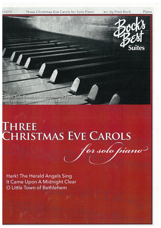The Carols For Christmas Eve