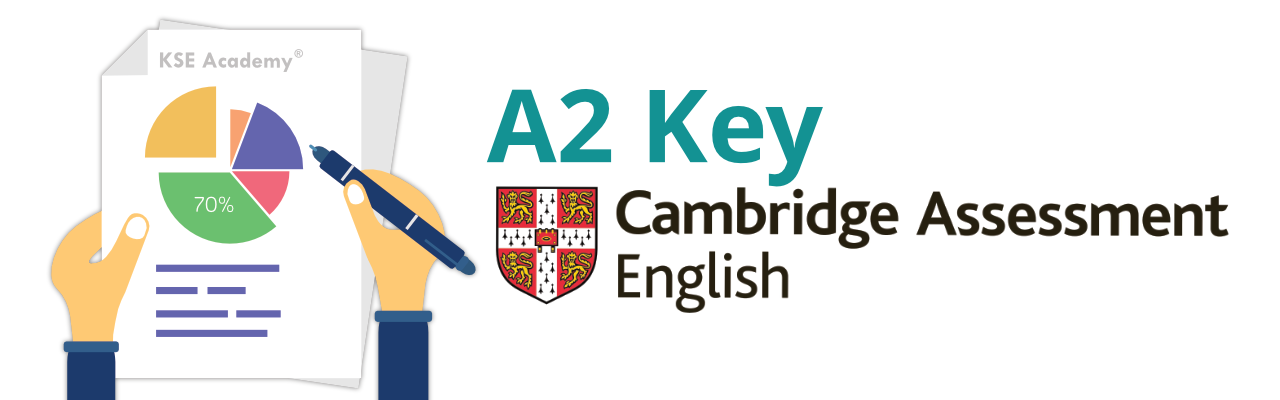 Calcular la nota del A2 Key (KET) de Cambrirdge English