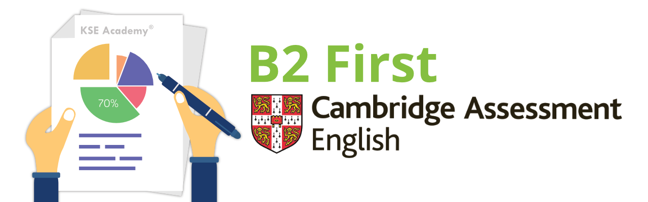 Calcular la nota del B2 First (FCE) de Cambrirdge English