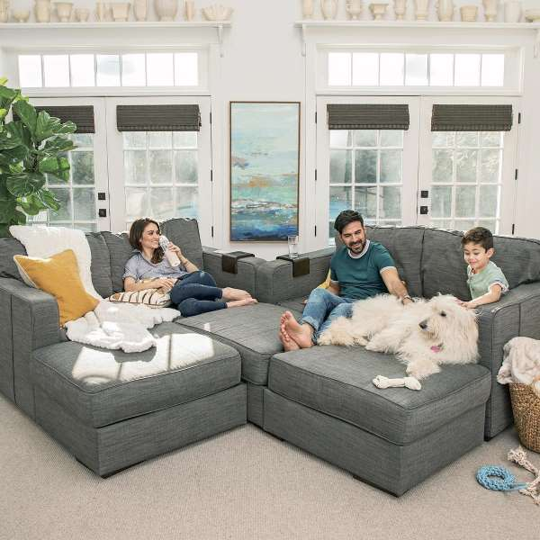 Lovesac Costco Sectionals and Bean Bags