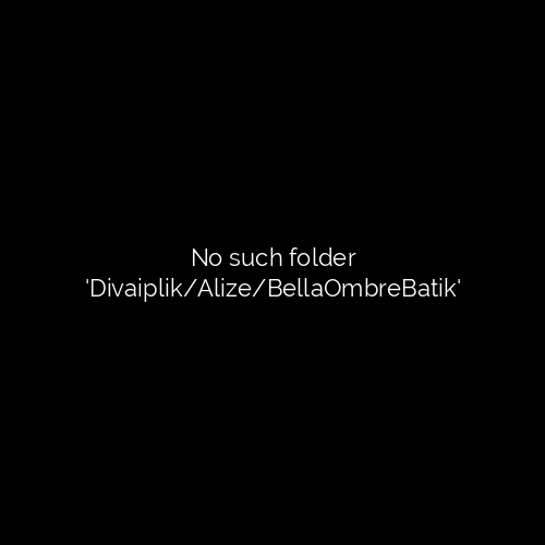 ALİZE - ALİZE BELLA OMBRE BATİK 7410
