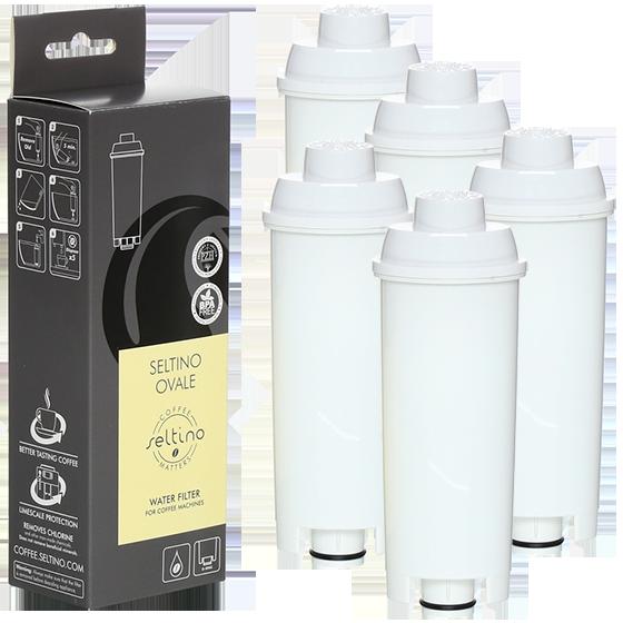 kompatibel mit DLS C002 SER 3017 ESAM ECAM BCO 10x Wasserfilter für Delonghi