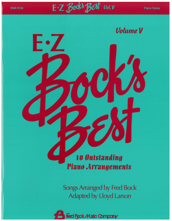 E Z Bock's Best    Volume 5
