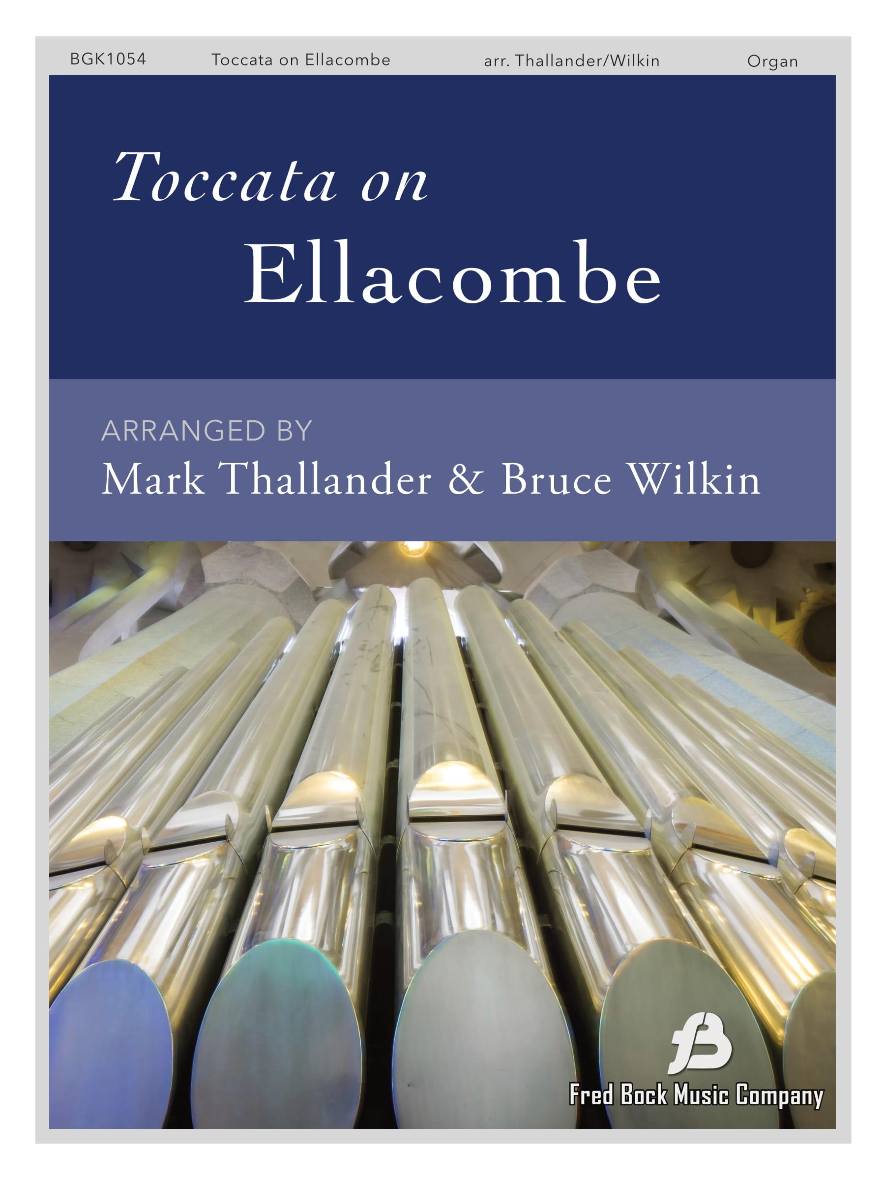 Toccata On Ellacombe
