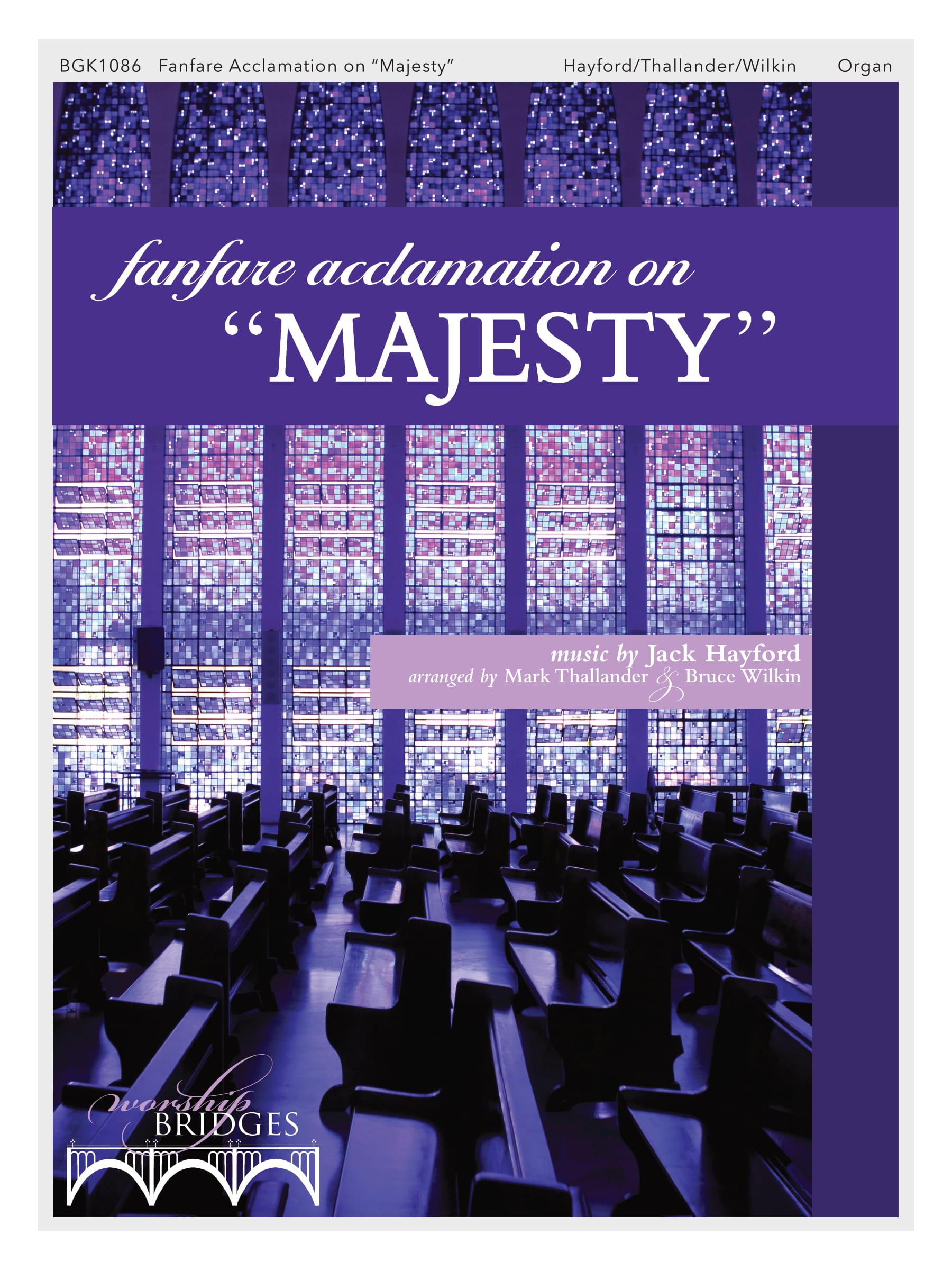 Fanfare Acclamation On Majesty