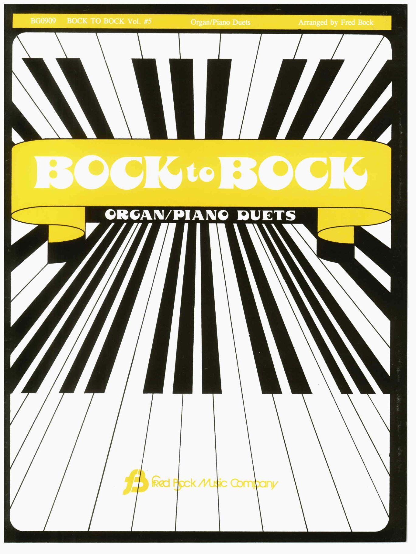 Bock To Bock #5