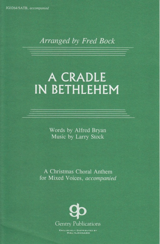 A Cradle In Bethlehem