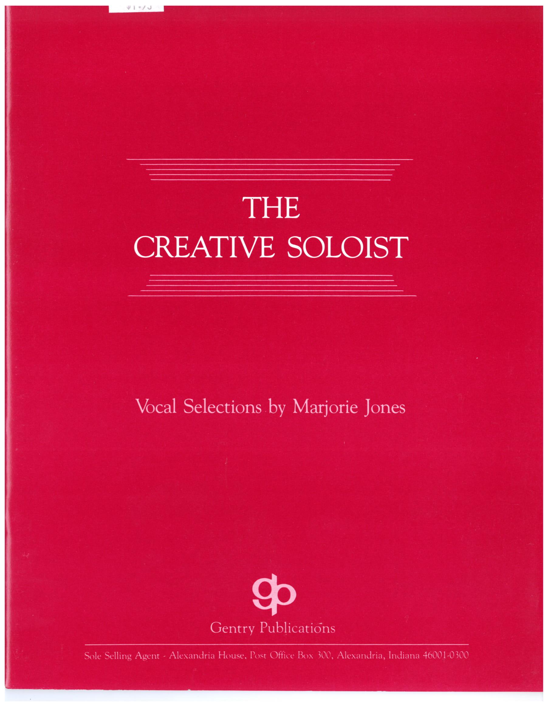 The Creative Soloist