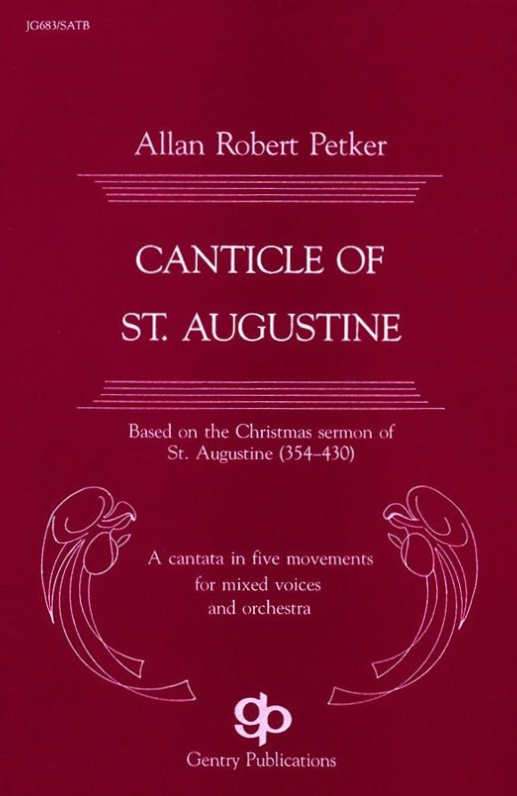 Canticle Of St. Augustine