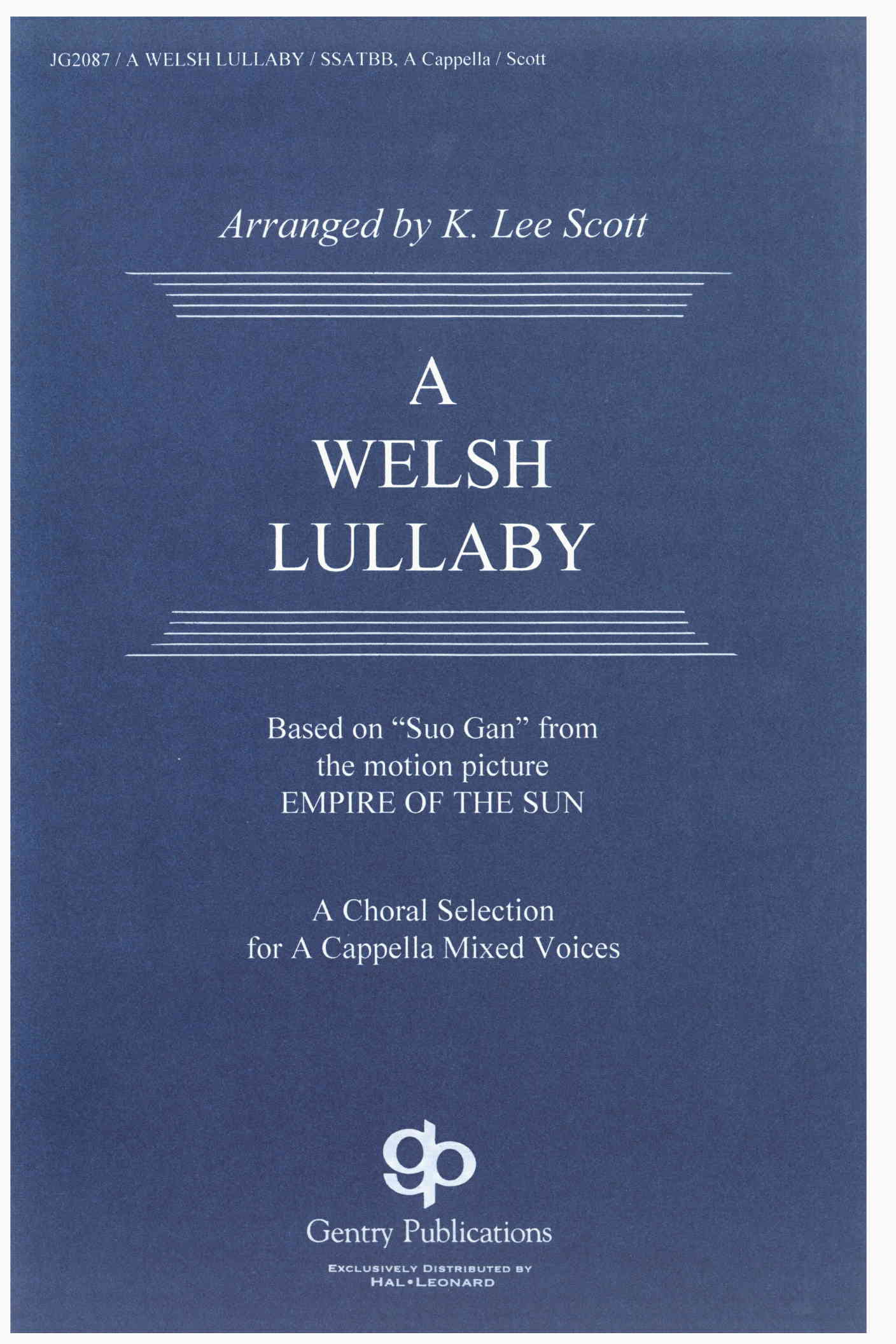 A Welsh Lullaby
