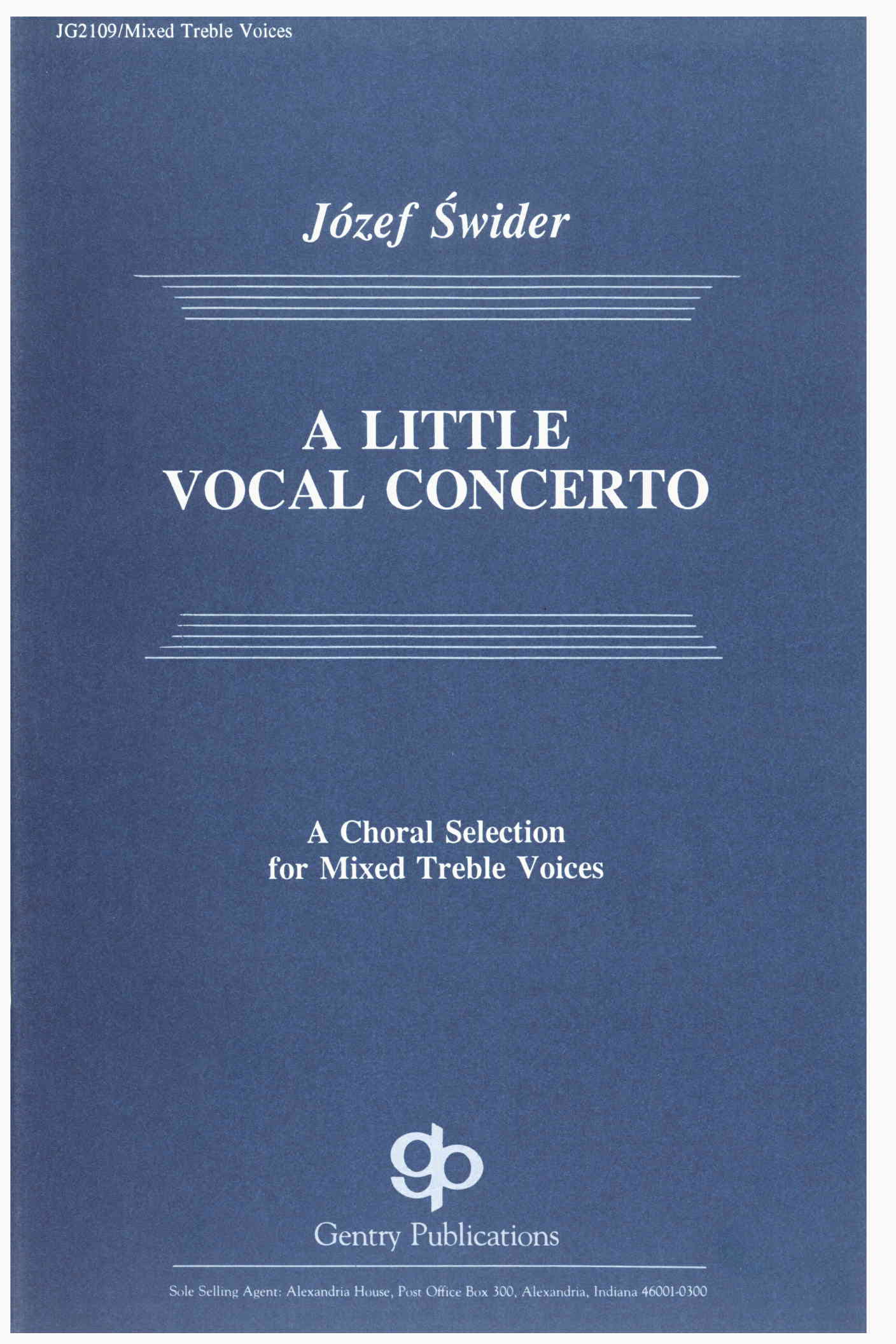 A Little Vocal Concerto