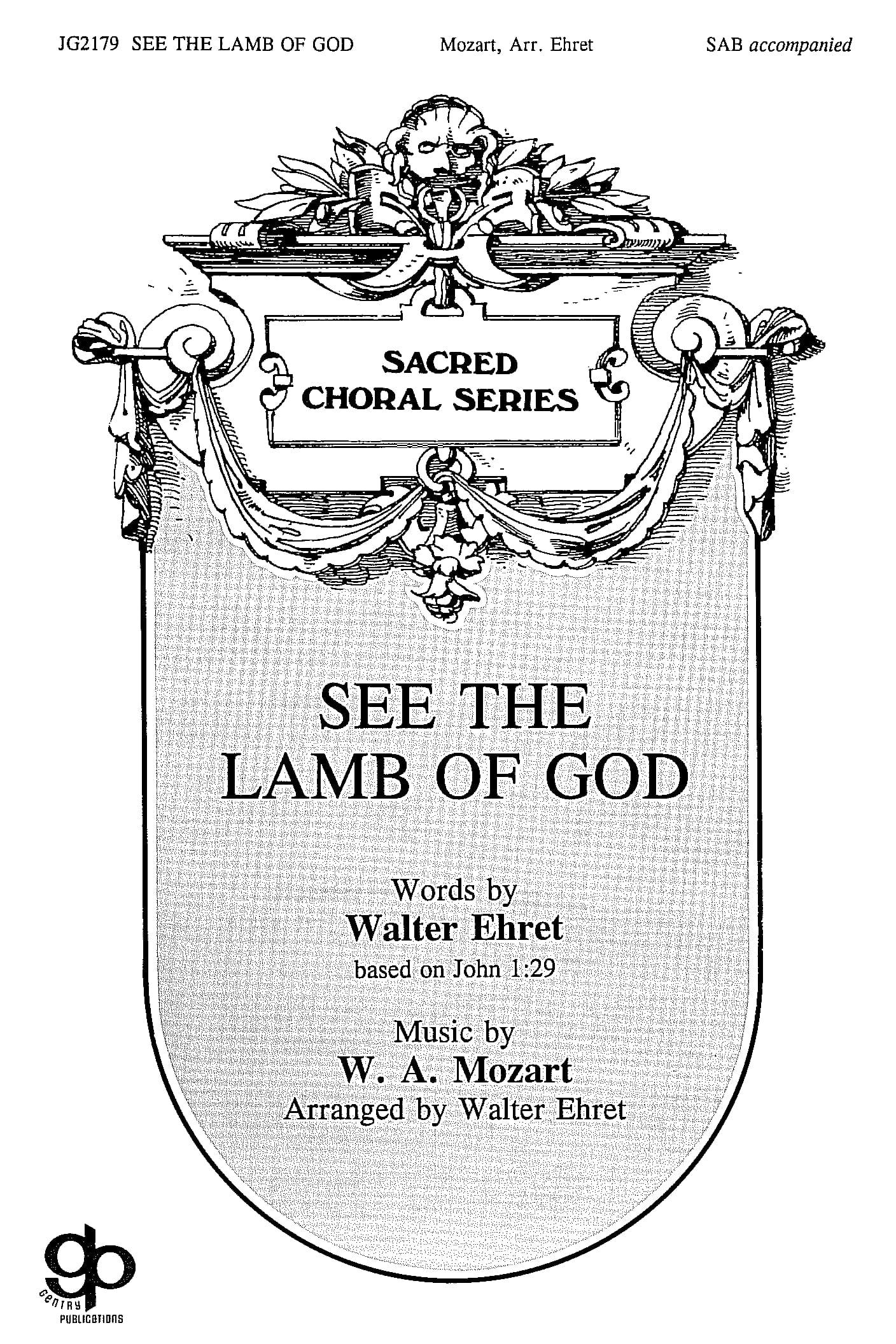 See The Lamb Of God