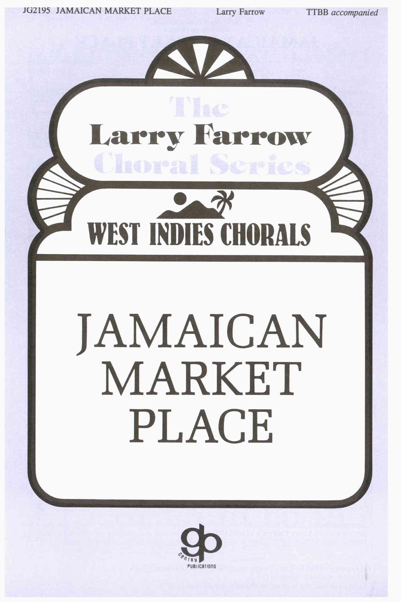 Jamaican Market Place