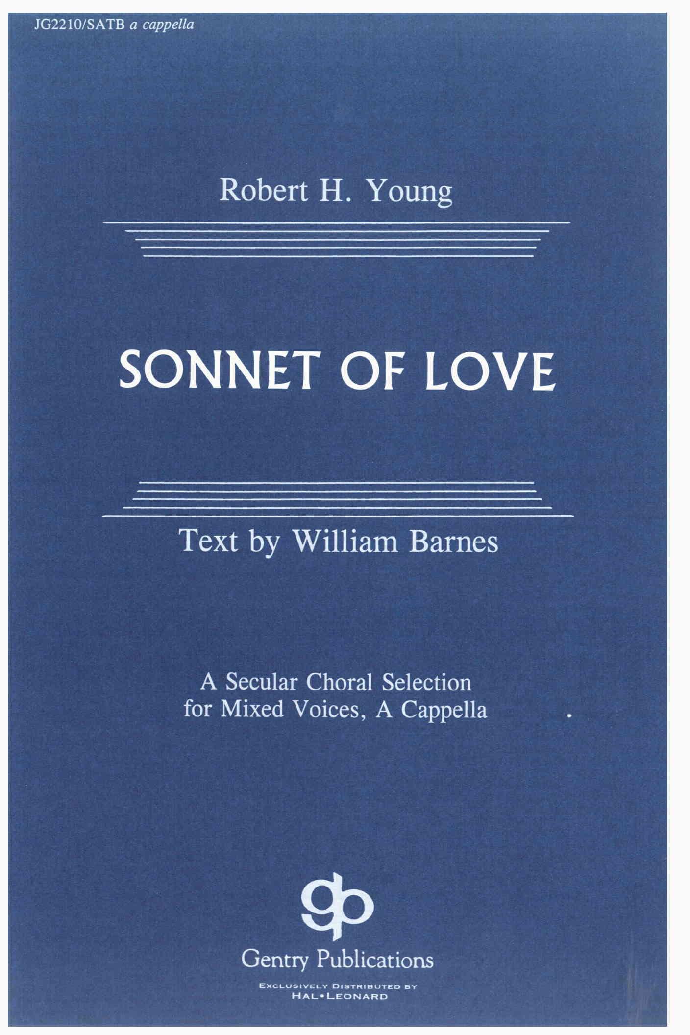 Sonnet Of Love