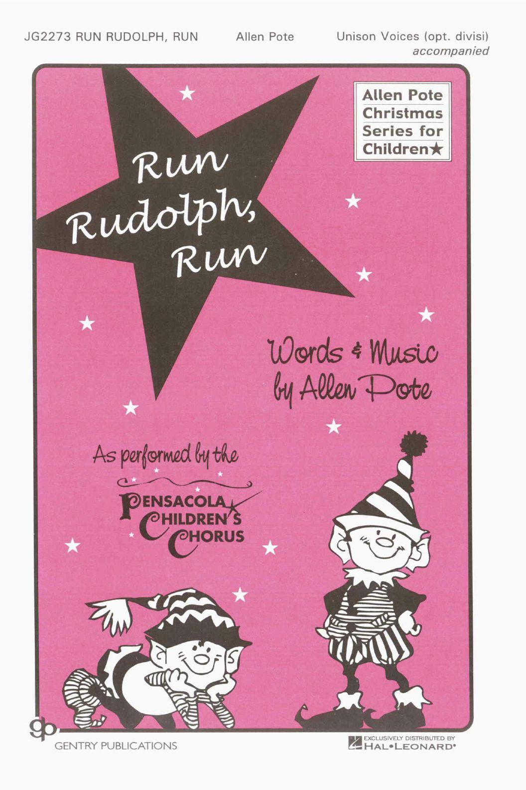 Run Rudolph, Run
