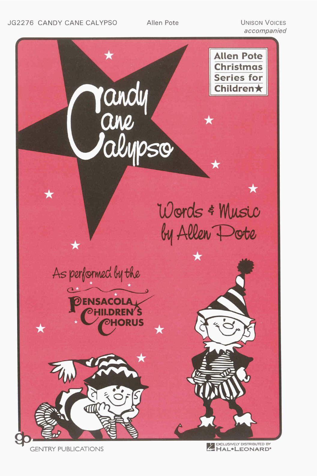 Candy Cane Calypso