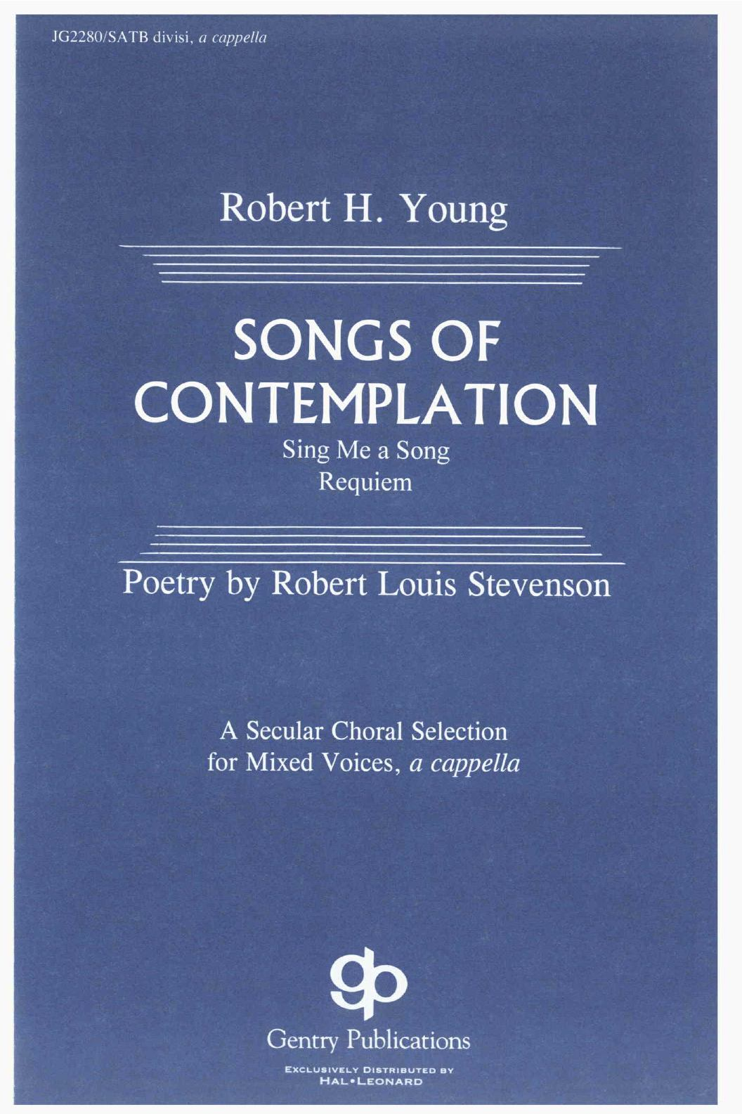 Songs Of Contemplation