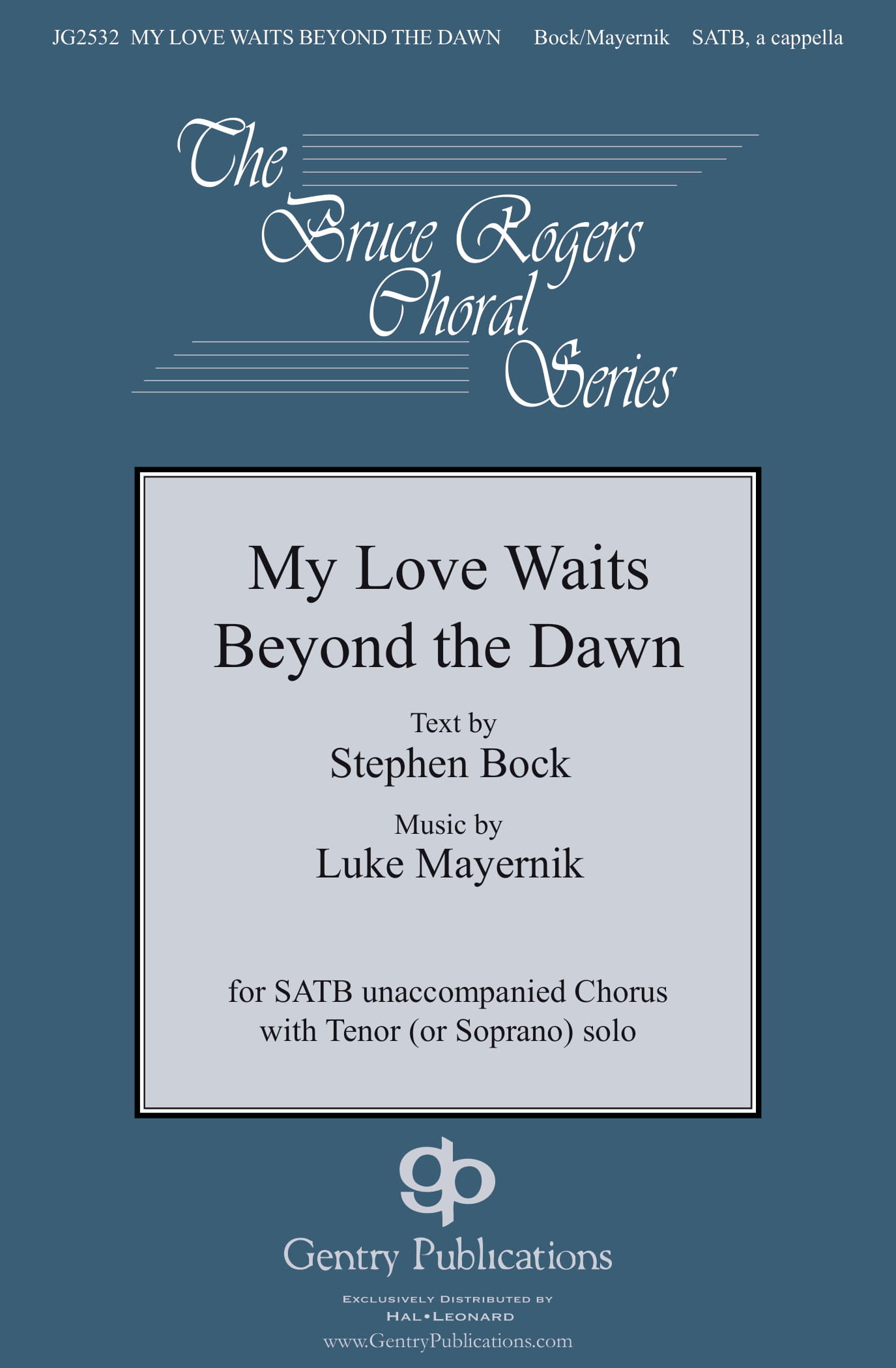 My Love Waits Beyond The Dawn