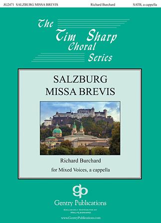 Salzburg Missa Brevis