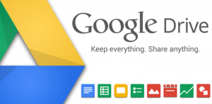 Google Drive   Organising Works!