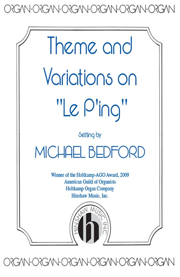 "Theme And Variations On ""Le Ping"""