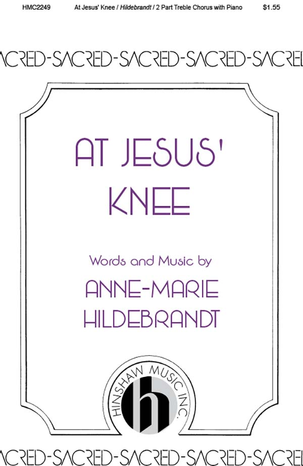 At Jesus' Knee