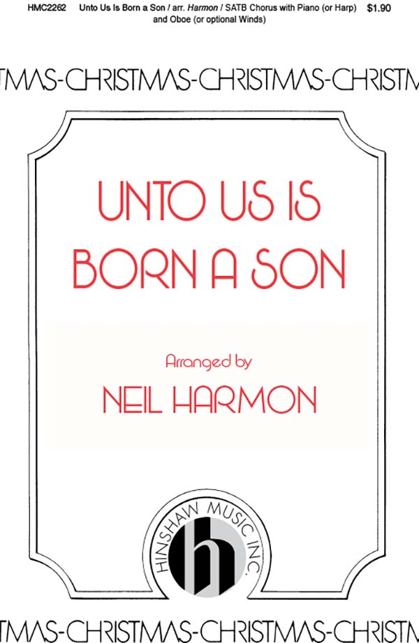 Unto Us Is Born A Son