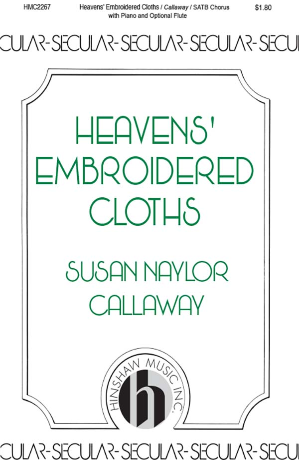 Heavens Embroidered Cloth