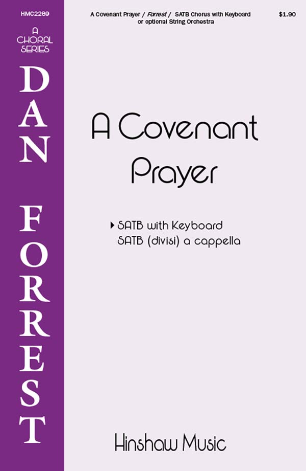 A Covenant Prayer (Accompanied)