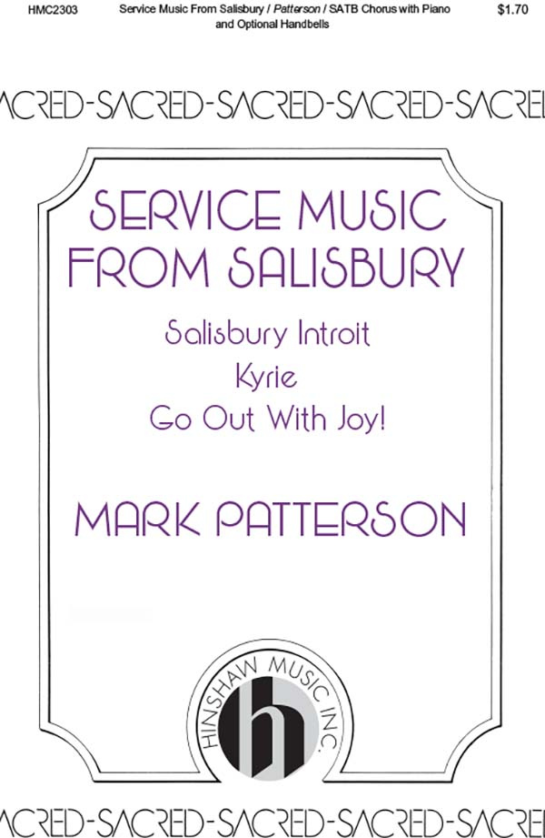 Service Music From Salisbury