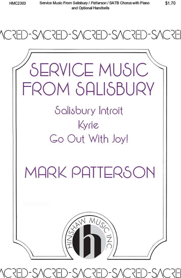 Service Music From Salisbury
