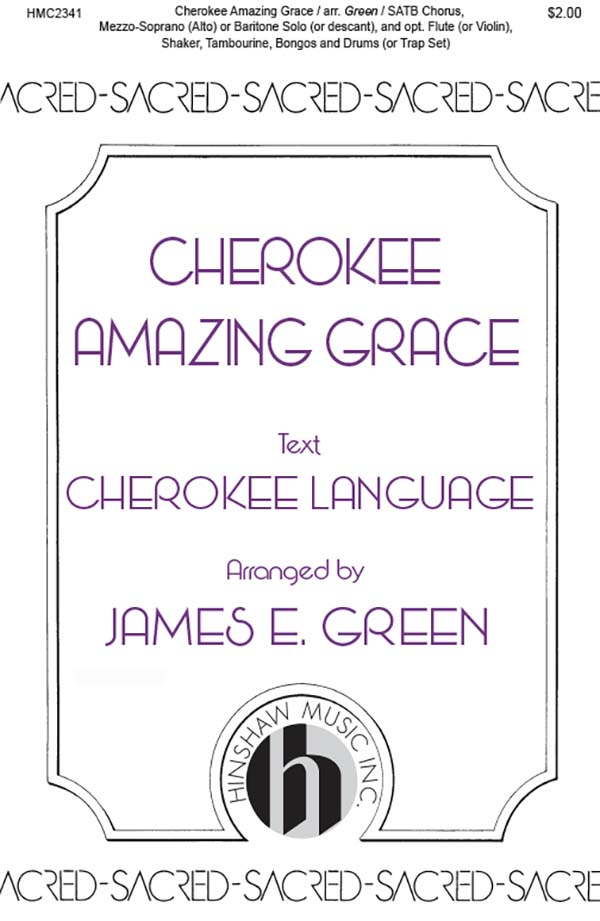 Cherokee Amazing Grace