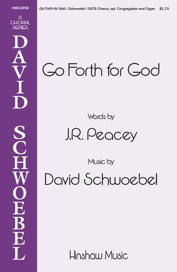 Go Forth For God