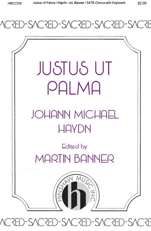 Justus Ut Palma - Instr.