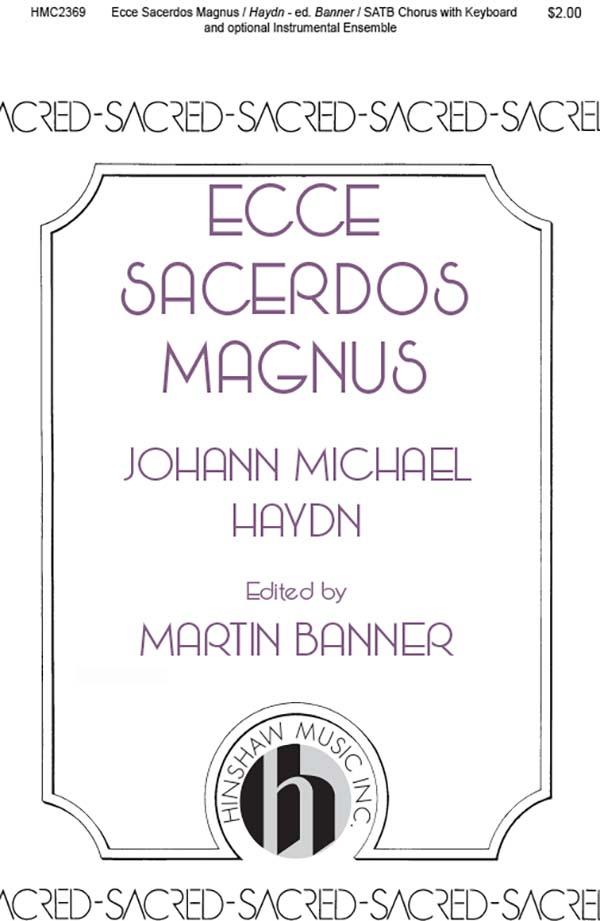 Ecce Sacerdos Magnus