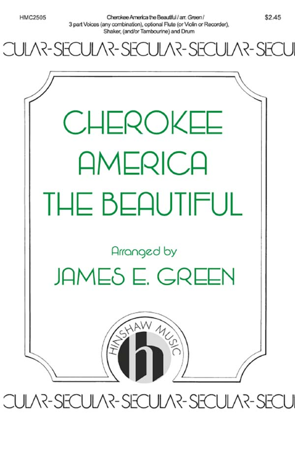 Cherokee America The Beautiful