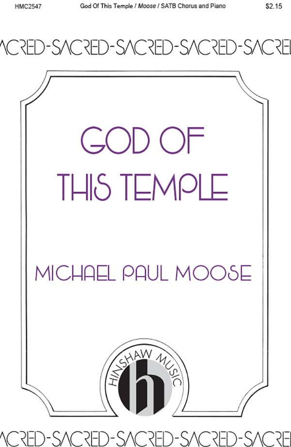 God Of This Temple