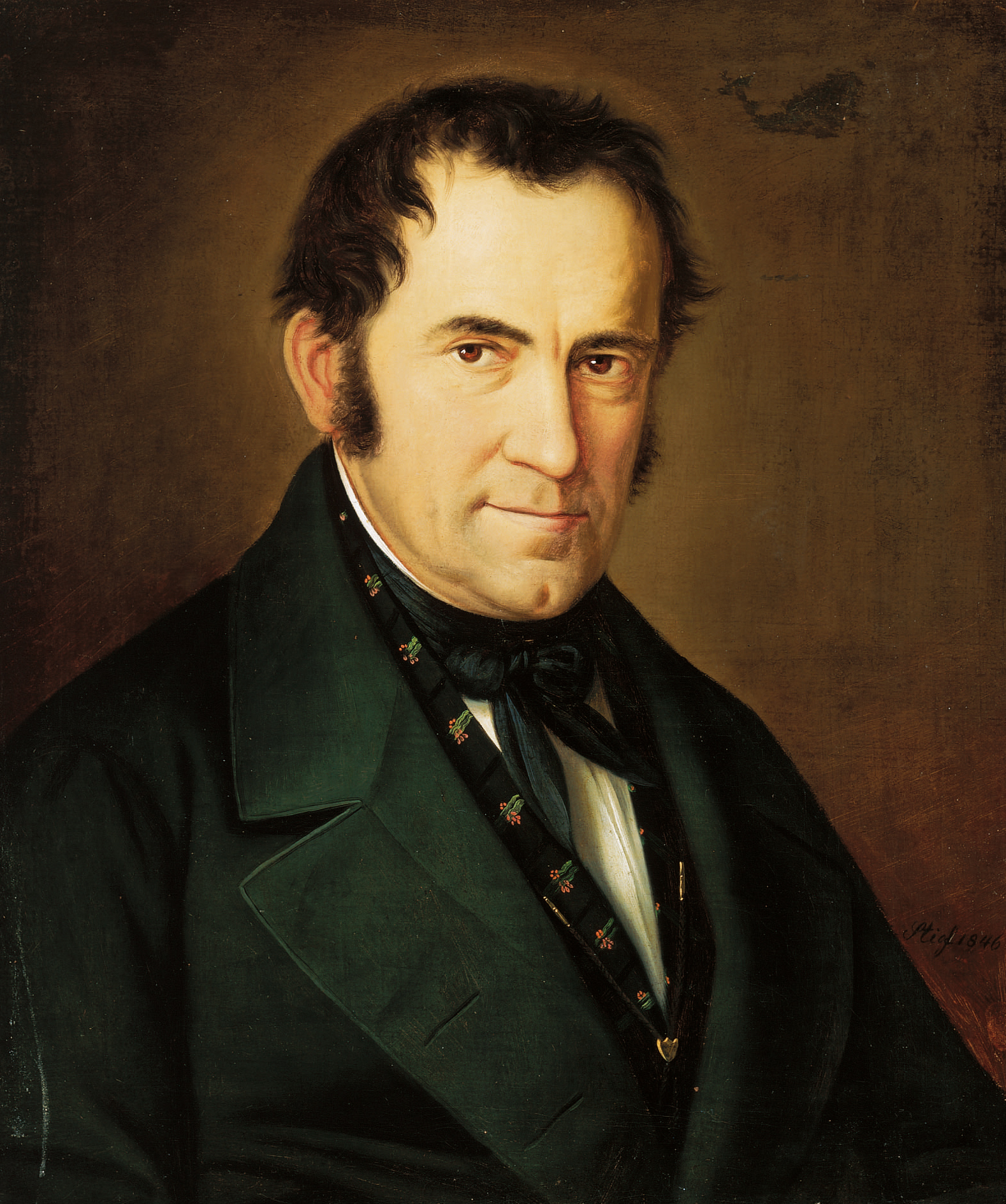 Meet Franz Gruber