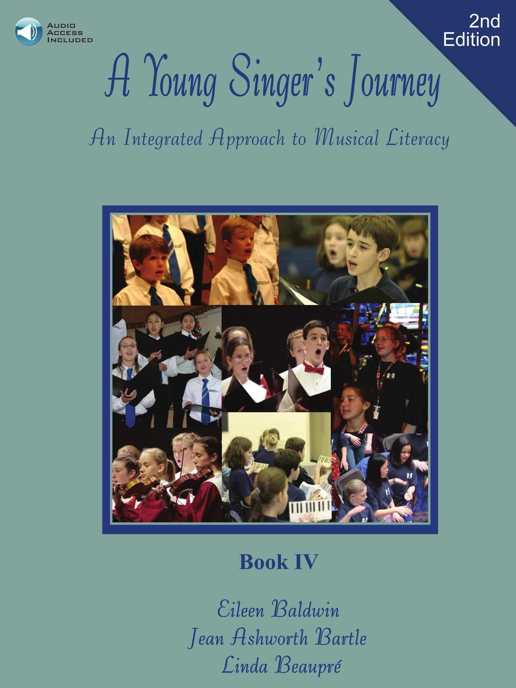 A Young Singer's Journey Workbook Iv