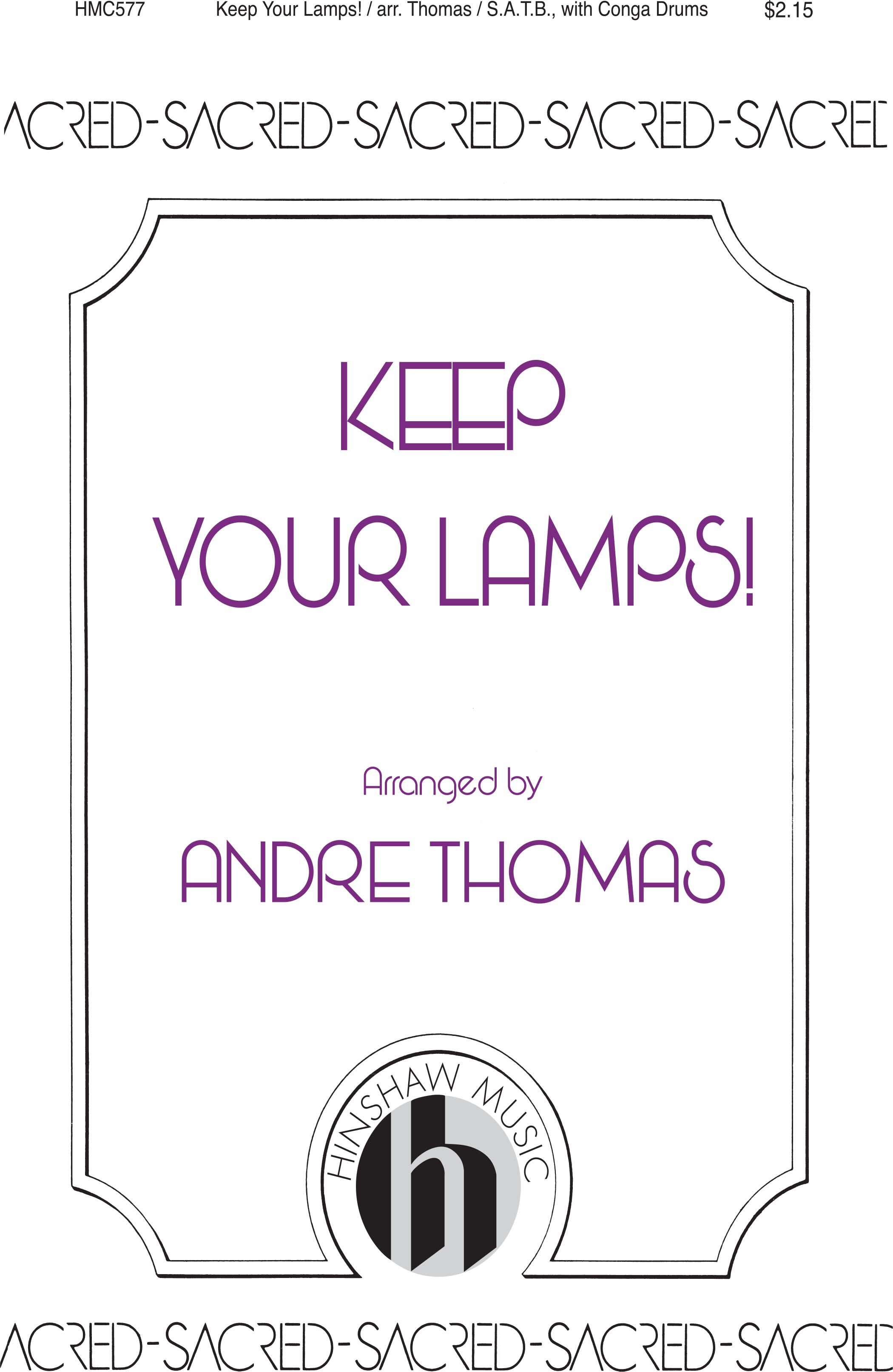 Keep Your Lamps!