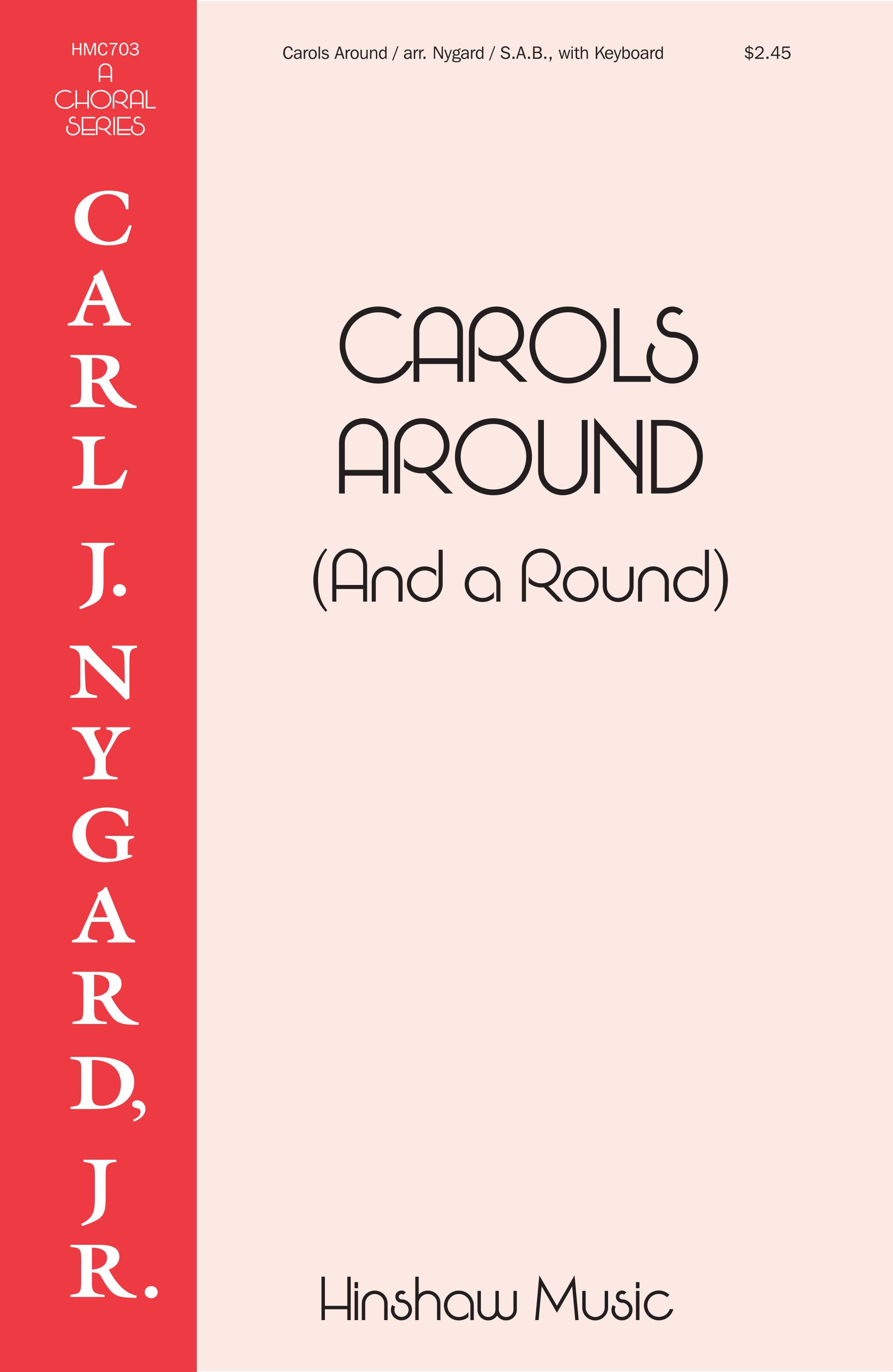 Carols Around (And A Round)